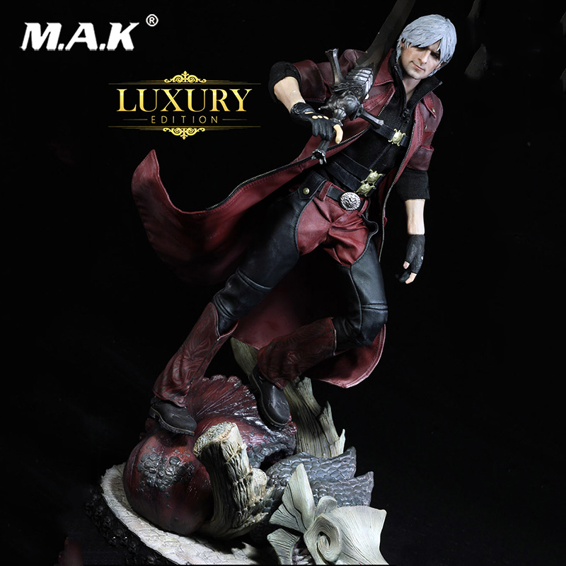 High Quality Toys DMC001 1/6 Scale The Devil May Cry series The DANTE Figure Model Toy Deluxe Edition For Collections медиа dmc devil may cry definitive edition