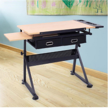 250639/Can be lifted down to adjust the table / children to learn writing desk / elementary school student writing desk