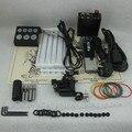 Uma tatuagem máquina de fornecimento de dicas agulhas Kit iniciante TKS124