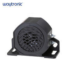 Invertendo back up alarme buzzer sirene 105db à prova d105água reversa backup chifre de alarme para 12 v 24 v 48 v 60 v motocicleta carro veículo