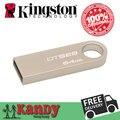 Venda Kingston dtse9 disco de metal usb 2.0 flash pen drive 64 gb cle usb mini chiavetta usb pendrive memória presente vara
