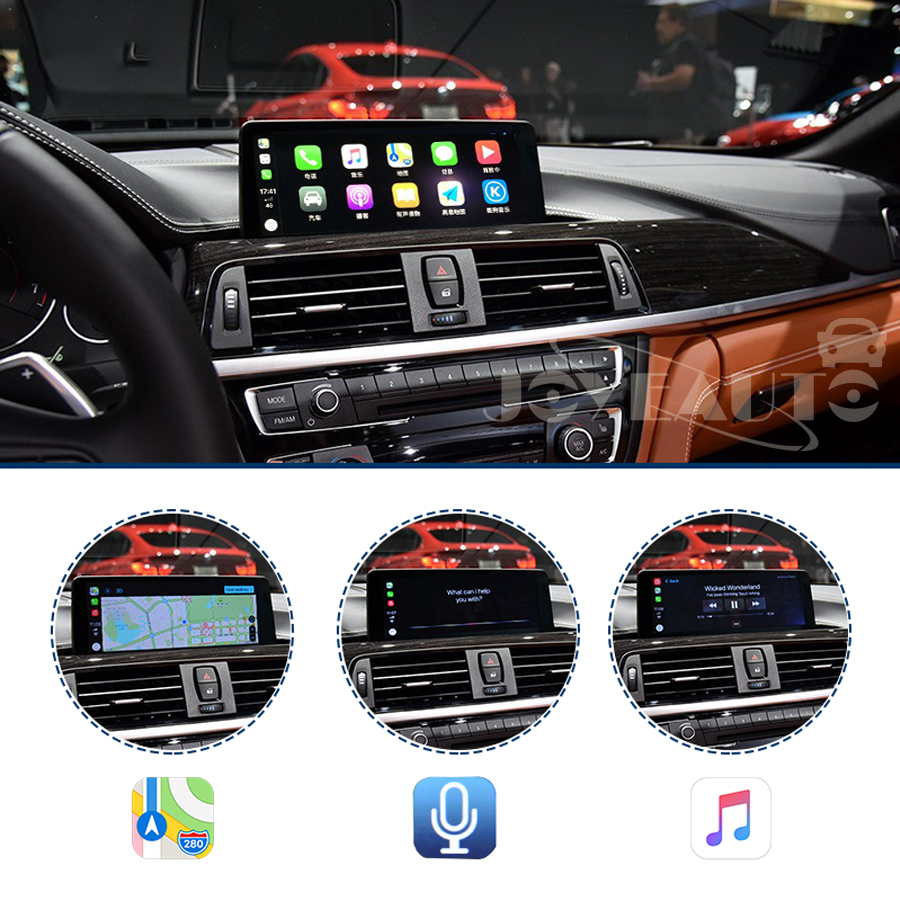 BMW Full CarPlay S