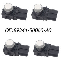 4PCS 89341 50060 188300 0970 For Toyota Lexus LS460 PDC Parking Backup Aid Sensor 89341 50060 A0