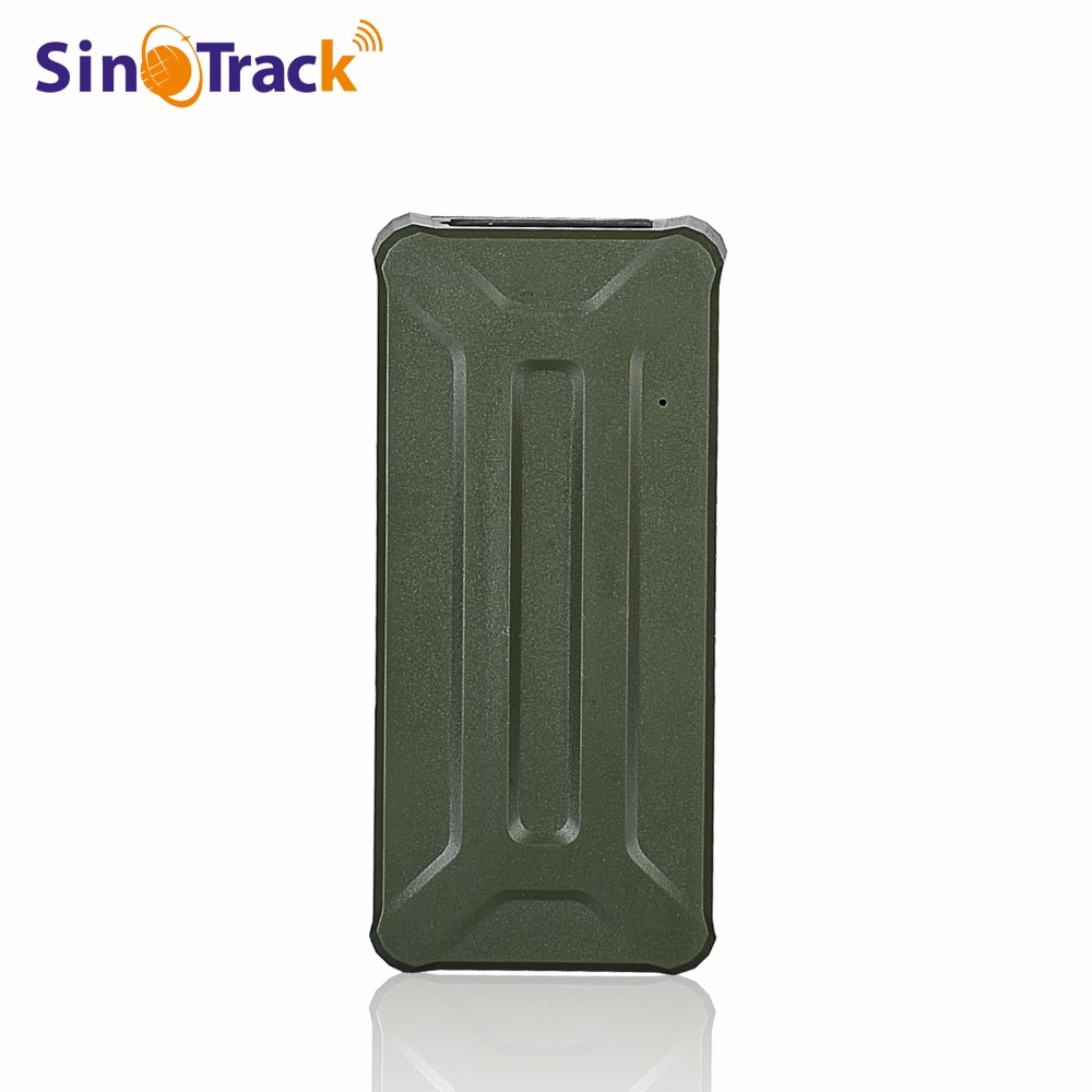 Mini Waterproof Rechargeable GSM GPS Tracker Magnet Long