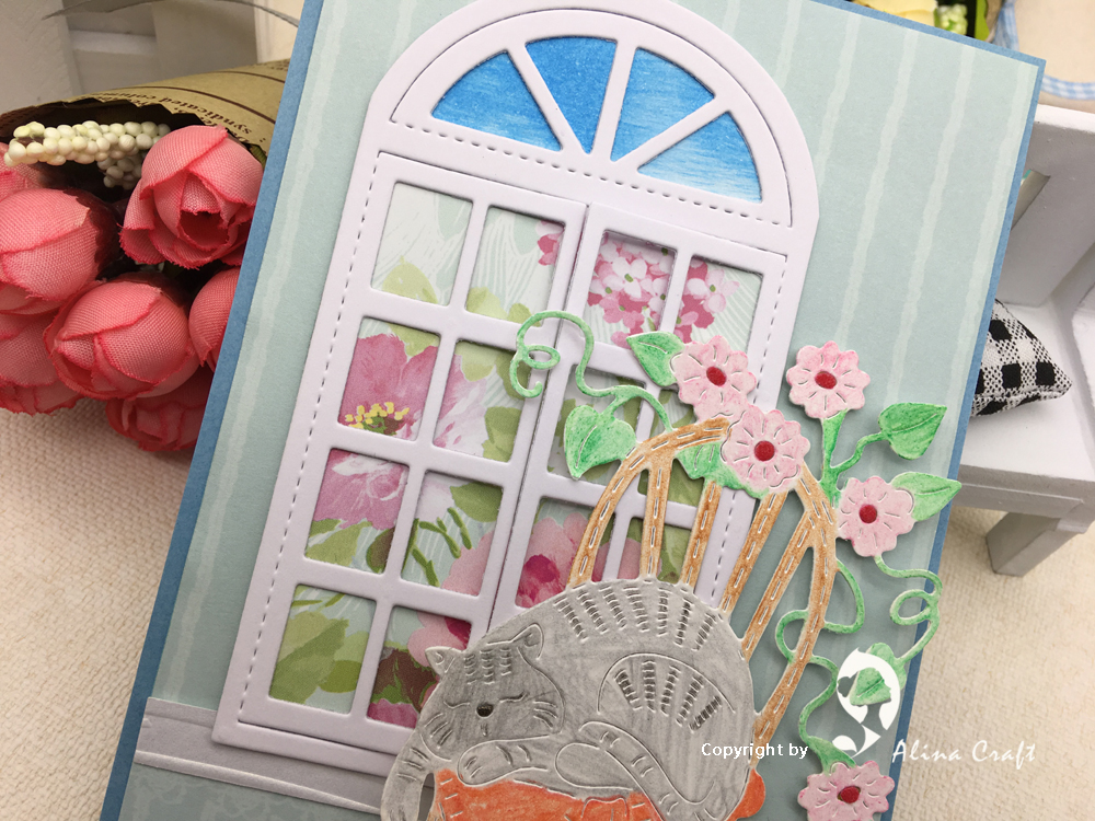Buy metal cutting dies cut background for Paper craft home