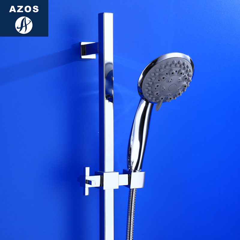 Azos Shower Rod Brass Chrome Rise And Fall Six Functions Rotatable Bracket Bathing Shower Room SquareHSSJ014D on generalized bessel functions and voigt functions