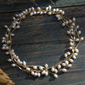 freshwater pearl necklace pendant women hot leaf shape sweater long chain high quality vintage lady pearl jewelry necklace chain