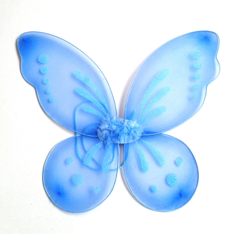 Angel Fairy Butterfly Wings Dress Up Costume Sweet Boy Toddler Baby Kid Girl Party 2018