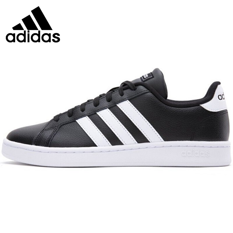 Original New Arrival 2019 Adidas GRAND COURT Men's Skateboarding Shoes Sneakers