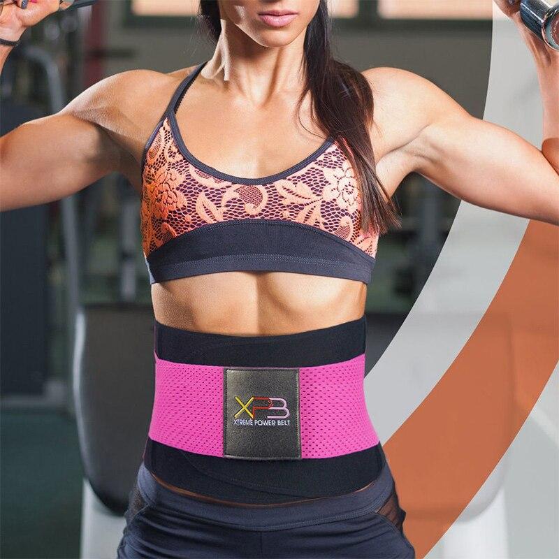 High waist trainer modeling strap Women body shaper bustier corset waist corsets girdle belt slimming waist control tummy shaper