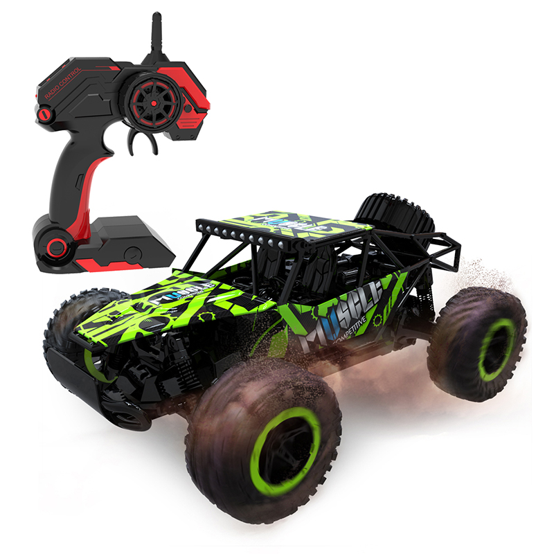 2016 Newest RC Car 1:16 2.4G 25km/h High Speed Drift Racing Car Off Road Rock Crawlers Muscle Vehicle Toys For Children Gifts