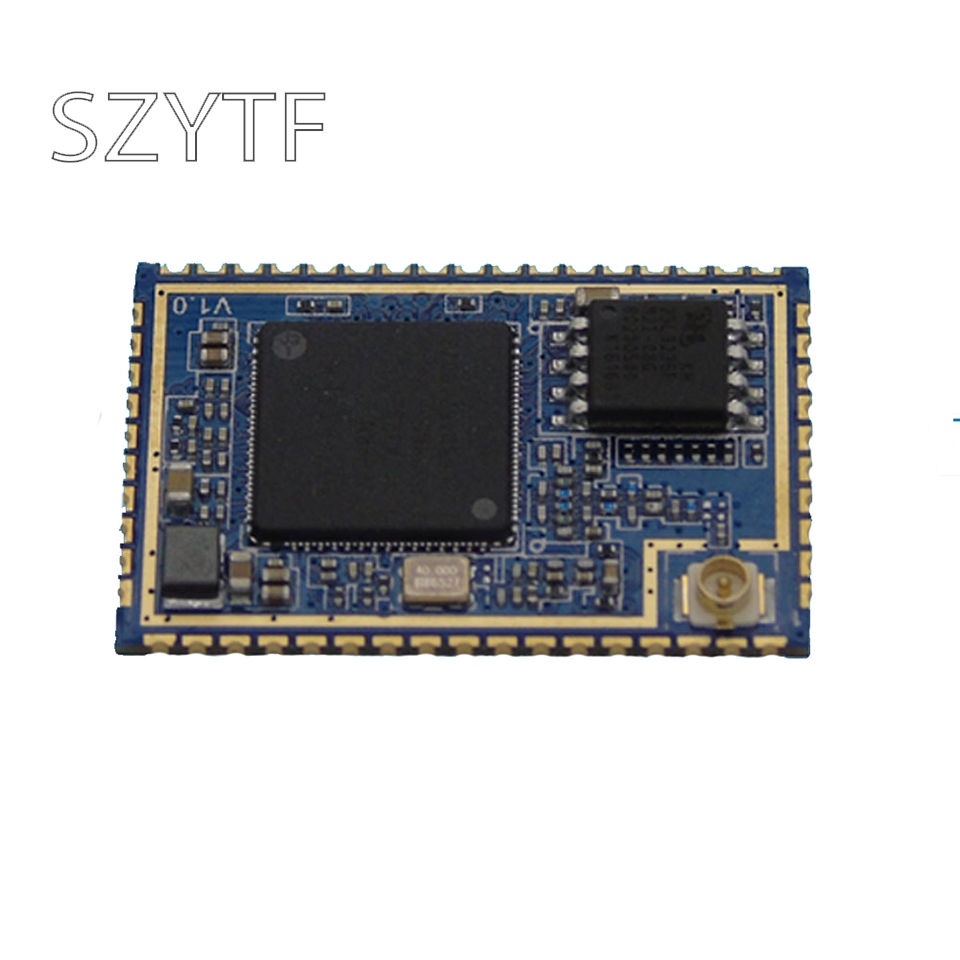 HLK-RM08S embedded serial port wifi module Ethernet smart home control  wireless routing MT7688K