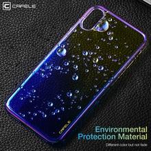 Mirror Glare Effect Phone Case iPhone X 10