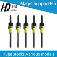 עבור לבחור תמיכת Maget פין אסי עבור CM402 602 Panasonic לבחור מכונת מקום עמוד מגנטי; SMT וחלקי חילוף N610133066AA N610087389AA (1)
