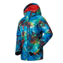 Outdoor Windproof Breathable Ski Jackets For Women Super Warm Snowboard Clothes For Skking Hiking Camping