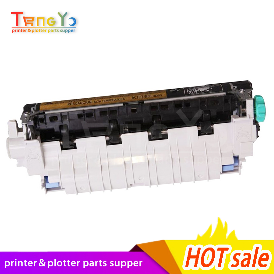 90% new original laser jet for HP4200 Fuser Assembly RM1-0013 RM1-0013-000 (110V) RM1-0014 RM1-0014-000 (220V) printer parts цена