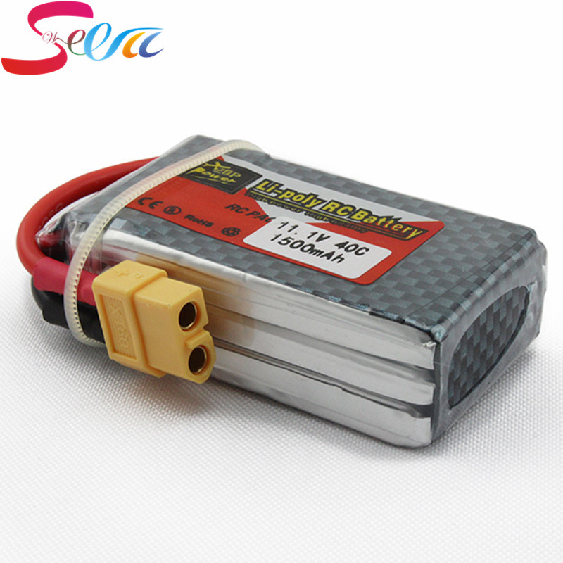 zop Original LiPo Battery 11.1V 1500Mah 3S 40C Max 60C XT60 Plug For RC Quadcopter Drone Helicopter Car Airplane Toy Parts 2016 sale new knee length kids kids dresses for girls free shipping2013 fashion dance dressperformance wear costumes th3004c