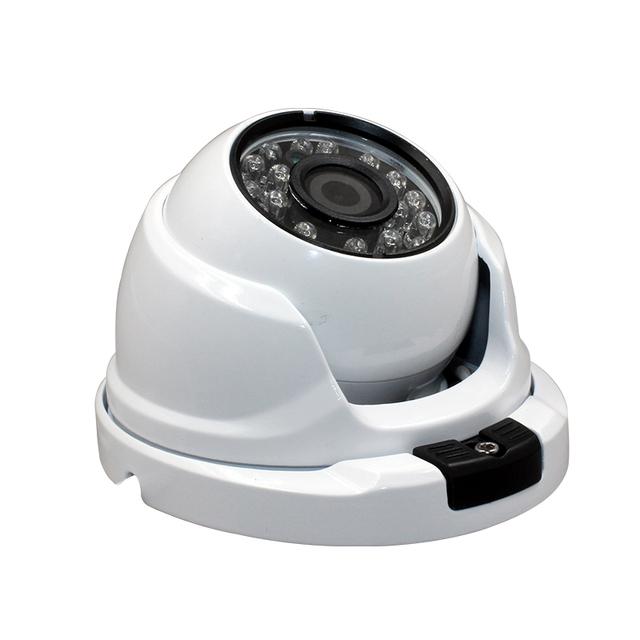 Cameye ahd vandalproof cúpula de câmera de vigilância cctv câmera hd 1080 p sony imx323 sensor 20 m de visão noturna para a segurança home