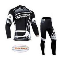 2017 Pro Team ORBEA Cycling Clothing Winter Thermal Fleece Men S Cycling Jerseys MTB Bike Maillot