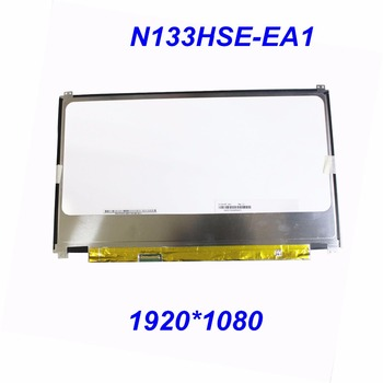 """13.3"""" N133HSE-EA1 EA3 EB3 E21 EB2 REV.C1 for CHI MEI 1920x1080 WUXGA FHD IPS Laptop LED LCD Screen for Samsung NP740U3E Series"""