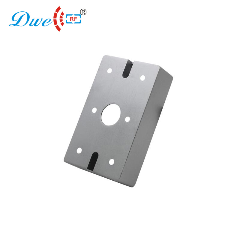 цены DWE CC RF access control system products zinc alloy metal mounting housing for infrared exit button