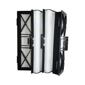 Image 5 - 4 adet elektrikli süpürge filtreleri HEPA filtre Neato Botvac bağlı D3 D5 D7 ve Botvac D serisi D75 D80 d85 ve tüm 70e 75 80 85 filtre