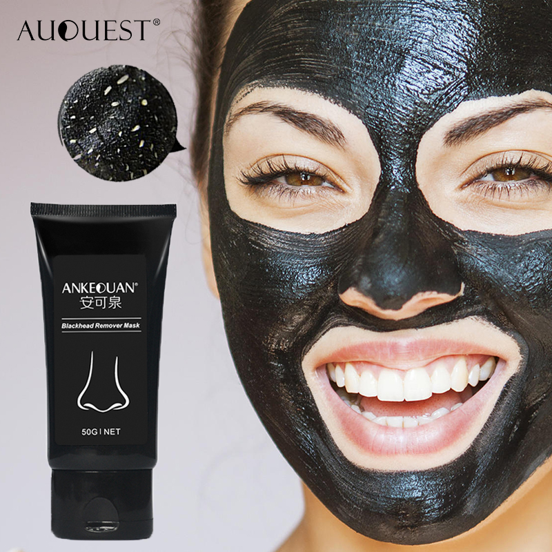 Ultimate Black Charcoal Face Mask Pore Cleanser Peel off Mask Facial Blackhead Remover Pimple Acne Treatment Skin Care image