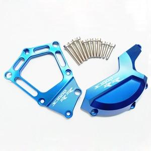 Image 5 - S1000RR S 1000 R RR XR دراجة نارية محرك التصنيع باستخدام الحاسب الآلي موفر الموالي غلاف حماية تحطم معدات الحماية لسيارات BMW S1000RR HP4 S1000R S1000XR