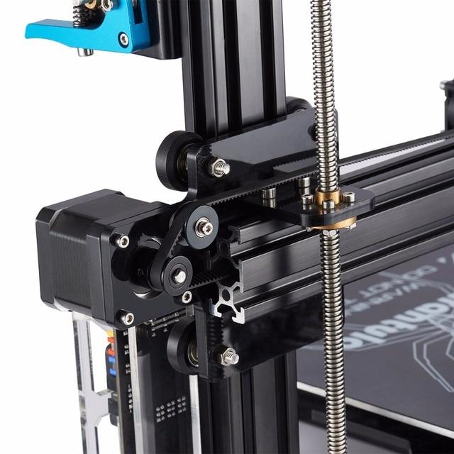 2018 Classic TEVO Tarantula I3 Aluminium Extrusion 3D Printer 3