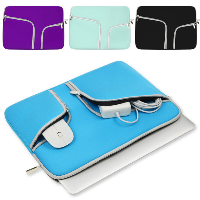 Moda Laptop Case Capa Para Macbook Air Pro Retina 11 13 15 Ultrabook Notebook bag Luva para Apple Mac book 13.3 polegada