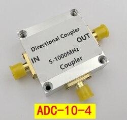 5-1000M/10dB Broadband Directional Coupled ADC-10-4 Mini-circuits RF CNC
