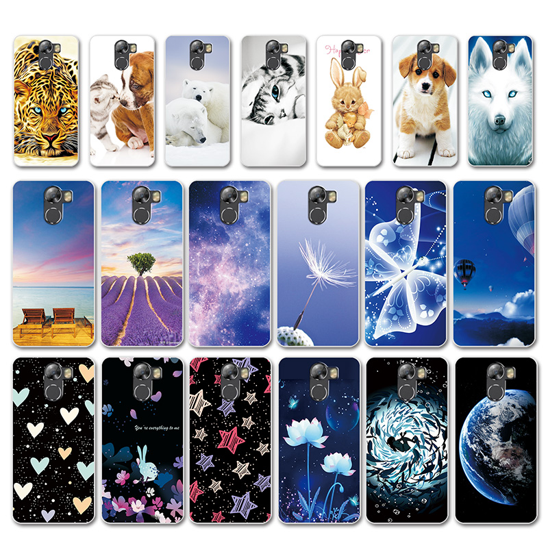 Love Heart Fundas For Wileyfox Swift 2 Case Soft Cover Capa For Wileyfox Swift 2X Sky Star Phone Bags Coque For Wileyfox Swift2