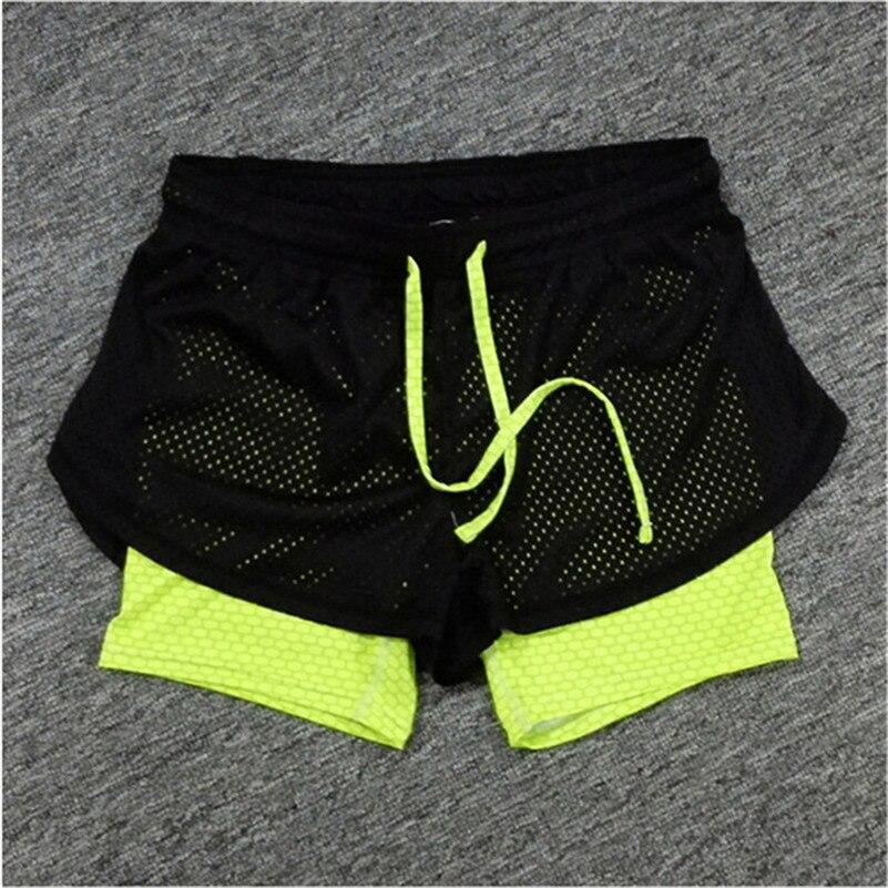 Mode Doppeldecker Frauen Shorts Hosen 2016 Sommer Stil Atmungsaktive - Damenbekleidung - Foto 5