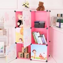 Kids Cabinet Furniture Wardrobe Plastic Juguetes Organizador Baby Resin Infantil 150--75--37cm