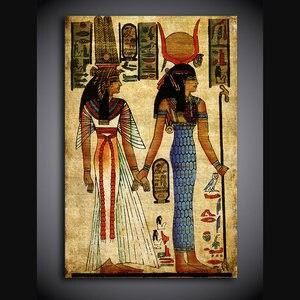 1 шт./компл. HD в рамке, египетская пирамида, настенная живопись, холст, картины для гостиной, натюрморт, домашний Декор, живопись