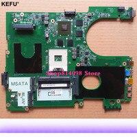 KEFU Main Board for dell 17R N7720 7720 motherboard CN-072P0M 072P0M DA0R09MB6H1 DA0R09MB6H3 2D Series GT650M 2GB DDR3