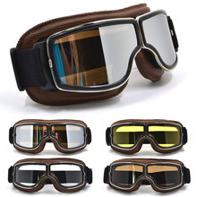 BJMOTO 2017 Brand Motocross Goggles Moto Bike ATV Lunette Motorcycle Glasses 12 Colors with Goggle Bag