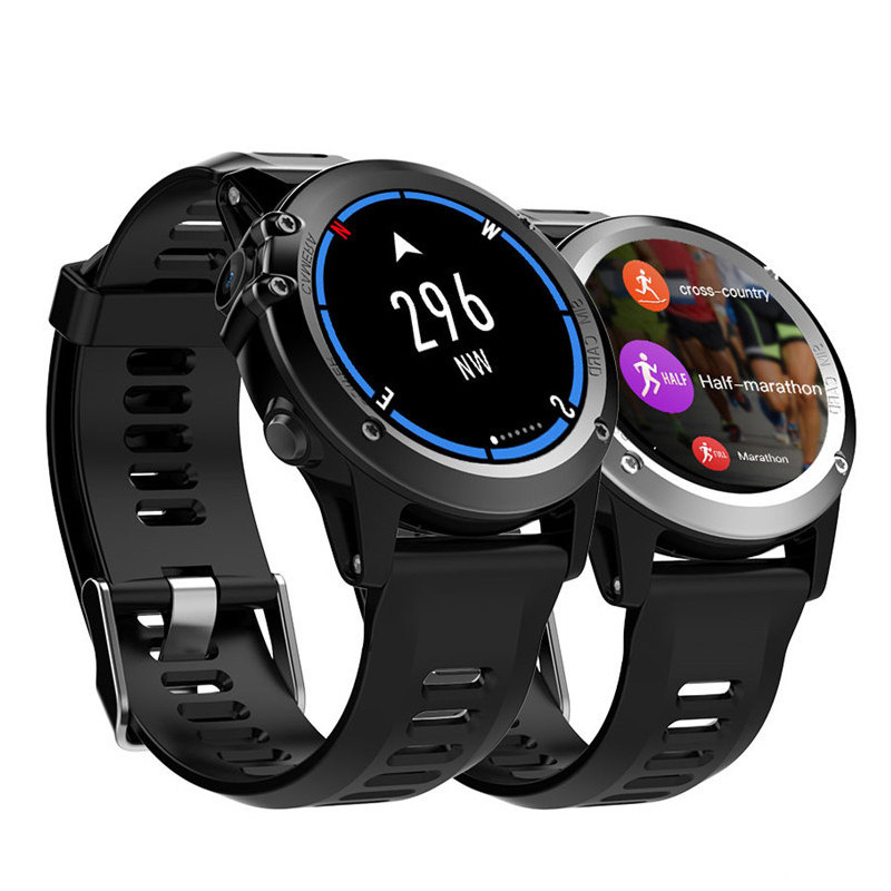 Hot sale H1 android 4.4 Smart watch waterproof 1.39inch mtk6572 SmartWatch for android iPhone support 3G wifi GPS SIM GSM WCDMA 3g smart watch finow k9 android 4 4 bluetooth wcdma wifi gps sim smartwatch colock phone for ios