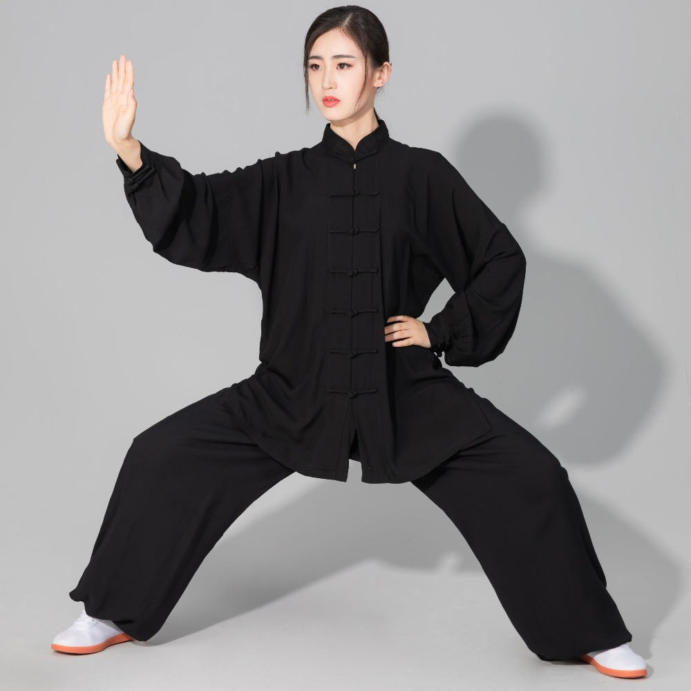 unisex high quality pure cotton Tai Chi taiji kung fu uniforms clothing Shaolin wushu martial arts