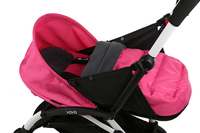 Baby stroller sleeping basketa sleeping bag blue yuyu kissbaby for general newborn does not including wheels frame