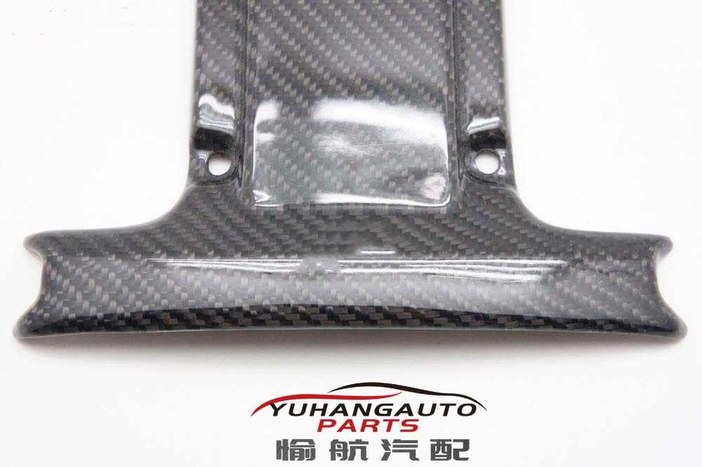 CF Lancer Evolution Evo 4 5 6 7 8  4G63 CT9A Engine Plug Cover Carbon Fiber