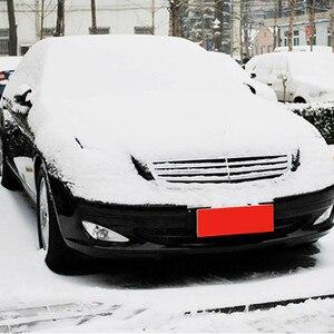 Image 2 - Car Sun Shade Freedom Full   Windshield Cover Car Sunshade Anti snow   Winter Auto Curtain Sunshade Car