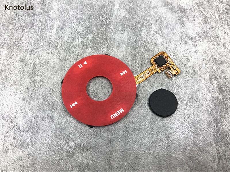 Кнопочный гибкий ленточный кабель knotolus U2 для iPod 6 и 7 классических 80 ГБ 120 160