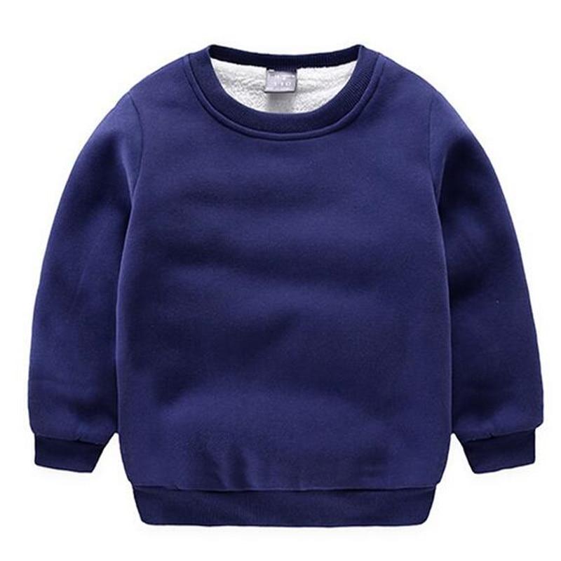 Hot New Bébé Filles Garçons À Capuche Enfants Polaires À - Vêtements pour enfants - Photo 3