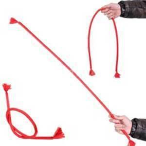 Cuerda rígida cerca de la calle niños fiesta Show etapa Bend truco mágico delicado juguete de la comedia Drop Shipping