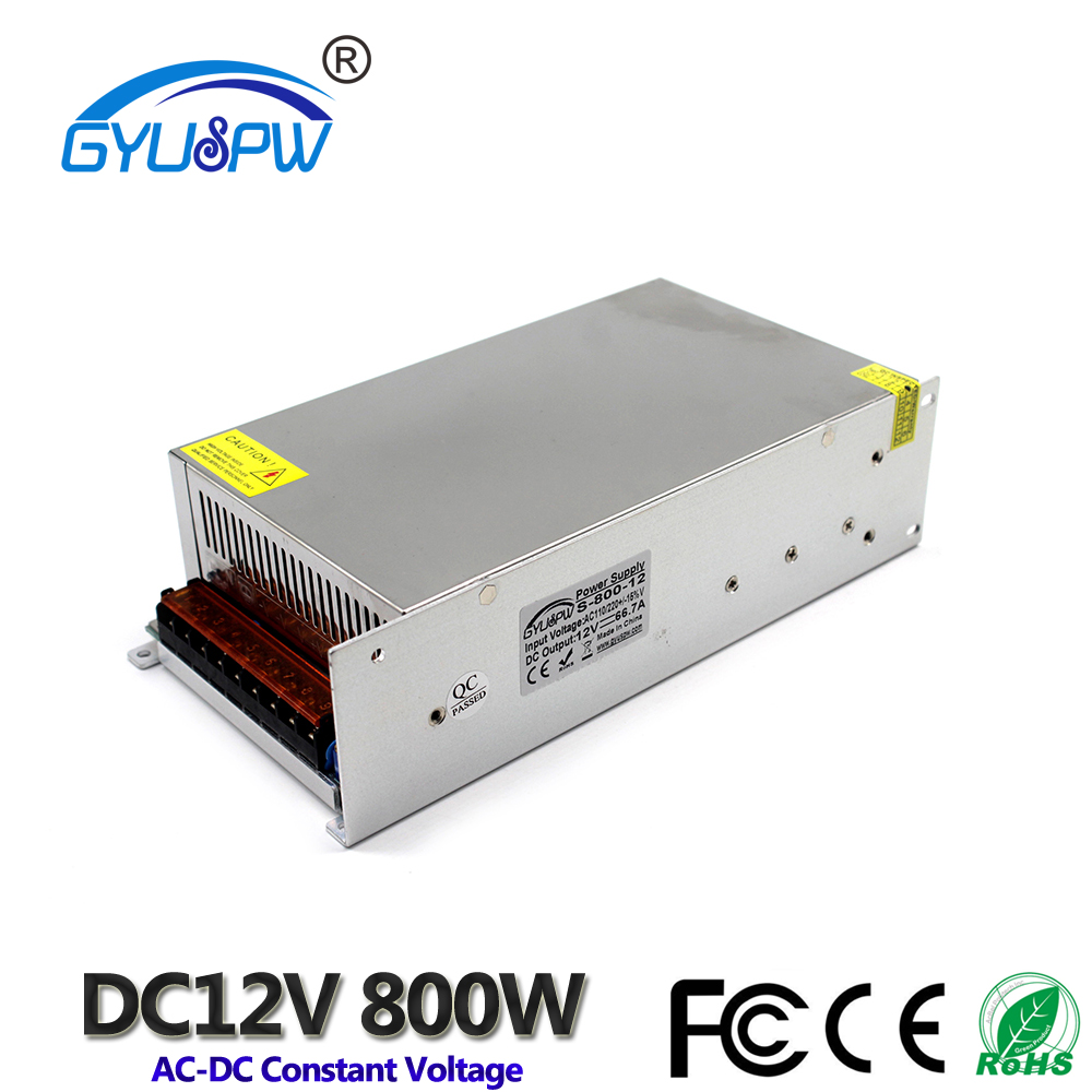 Universal Power Supply DC 12V 13 8V 15V 18V DC24V 27V 28V 30V 32V 36V 42V