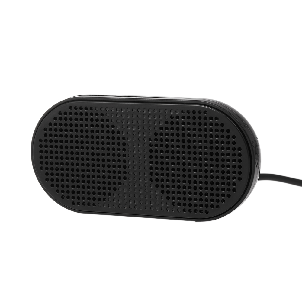 HK-10 Computer Speaker USB Speaker Plug & Play Portable USB-powered  Speaker Double Horn 10W Output for PC Laptops