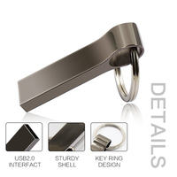 USB Flash Drive 128GB 256GB 512GB Pendrive High Speed Pen Drive 512 256 128 GB Metal Flash Disk USB 3.0 Key Stick P50