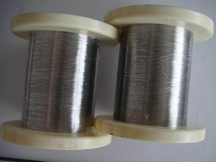 ASTM304 Stainless Steel Spring Wire Bright Surface Size 0.5mm 1kg