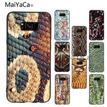 MaiYaCa snake skin Classic image paintings mobile cover Case For